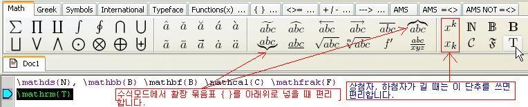 http://faq.ktug.or.kr/wiki/uploads/mathTypeface0.jpg